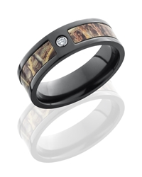 RealTree® Max4 Black Zircon Polish CAMO Band.